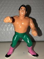 Hasbro WWF WWE El Matador Tito Santana Wrestling Action Figure 1990 Vtg Retro