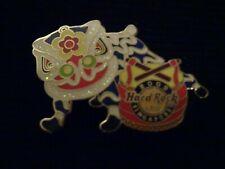 Hard Rock Cafe pin Singapore Lion Dance Drum Pin 2009