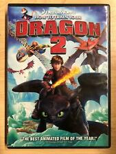 How to Train Your Dragon 2 (DVD, 2014) - G0202