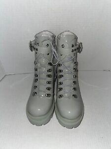 Jeffrey Campbell Czech Boots-7, 9.5-$180 MSRP
