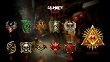 Call Of Duty: Black Ops 4 Zombies (Level Up Service) Each Prestige (PS4 ONLY)
