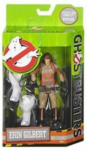 "Erin Gilbert Ghostbusters 5.5"" Action Figure Mattel 2016 - NEW SEALED - FAST P&P"