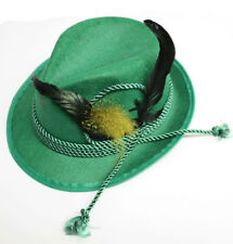 Mens Oktoberfest Hat - Deluxe Bavarian Accessories