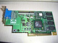 AW26 ATI 109-49800-11 3D RAGE PRO TURBO 8MB AGP VGA CARD AW26 AL13