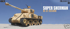 TAMIYA # 56032 1/16 RCSuper Sherman - Full Option Kit   NEW IN BOX