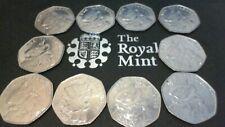 Beatrix Potter Tales Mrs. Tittlemouse 2018 50p Coin