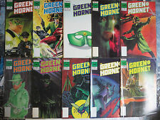 Green Hornet (NOW Comics) Lot of 24Diff Selections from V. 1 and 2, inc Dynamite