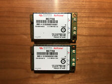 Lot of (2)  Sierra Wireless MC7700 Airprime Mobile Broadband Cards