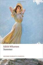 Summer (Oxford World's Classics) by Wharton, Edith | Paperback Book | 9780198709
