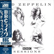 Led Zeppelin BBC Sessions 2003 Japan Mini LP 2 CD L/E With Obi WPCR-11756/7 HTF