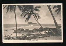 FIJI Coastal scene c1930s? PPC Co Operative #164