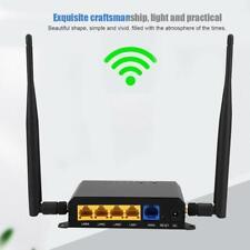 High Power OpenWrt 300Mbps 4*LAN 2.4GHz Portable WiFi Hotspot Wireless Router GS