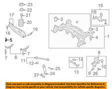 HYUNDAI OEM 05-15 Tucson Rear Differential-Pinion Seal 5305039100