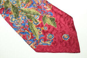 GIORGIO REDAELLI Silk tie Made in Italy F6085