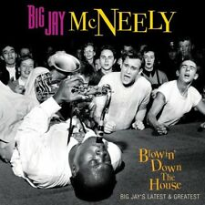Big Jay McNeely - Blowin' Down the House-Big Jay's Latest and Greatest [CD]