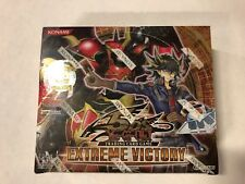 Yugioh Extreme Victory 1st Edition 24-Count Booster Box TCG CCG Cards