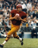 1968 Washington Redskins SONNY JURGENSEN Glossy 8x10 Photo NFL Football Print