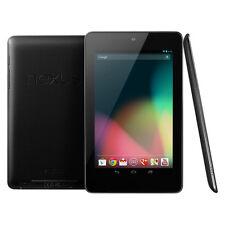 Asus Google Nexus 7 32GB, Wi-Fi, 7in Black (1st Generation) Very Good Condition