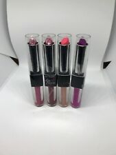 La Colors Lip Duo Lot Of 4 Lip Colors