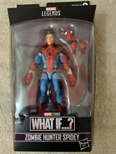 MARVEL LEGENDS WHAT IF... ZOMBIE HUNTER SPIDY
