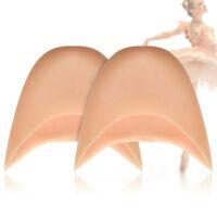 Silikon Gel Zehenschutz Spitzenschoner Gel Pads für Ballett Spitzenschuhe  Nett