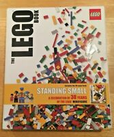 The Lego Book + Standing Small 30 Years of Lego History Box Set Large Books