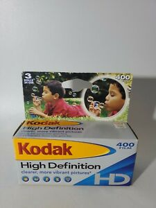 KODAK High Definition HD3 Rolls 72 EXP 400 Film New EXP. 10/2005