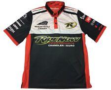 RideNow Powersports Motorcycle ATV Jet Ski Riding Racing Shirt Mens Large Logoed