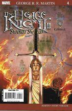 THE HEDGE KNIGHT #4 MARVEL COMICS NM