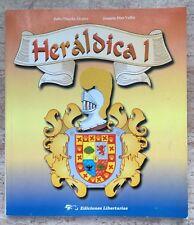 Julio Olmedo Alvarez Joaquin Diaz Valles Heraldica I 199? Apellidos Escudos