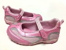 New STRIDE RITE Athletic Mary Jane Shoes Andra Pink 7.5 M