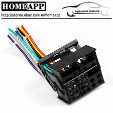 Radio CD Female Plug Wiring Harness Adapter for Ford Mondeo SMAX win a victory