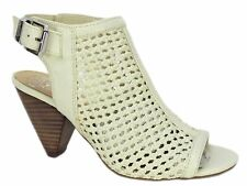 Vince Camuto Women's Emilla Dress Sandals Barley PU/Soft Calf Size 6.5 M