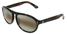 Vuarnet Mens VL 1202 Col P00N Dark Tortoise Sunglasses Skilynx France New