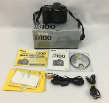 Nikon D100 6.1 MP 1.8'' SCREEN Digital SLR Camera Body