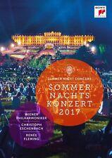 CHRISTOPH WIENER PHILHARMONIKER/+ - SOMMERNACHTSKONZERT 2017   DVD NEU