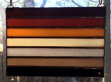 BEAR Pride Flag Done In Stained Glass (004)