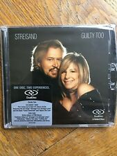Barbra Streisand / Barry Gibb Guilty Too (Dual Disc inc DVD) UK Release Sealed!