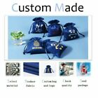 Custom Link Jewelry Box Velvet Packaging Organizer Pouch Cotton Bag Gift