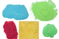 """Iridescent Glitter Fine Nail Art Crafts 1/64"""" 015"""" 0.5 1 2 4 6 8 Oz Jar"""