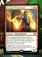 Seasoned Pyromancer Modern Horizons Near Mint - Mint Magic MTG