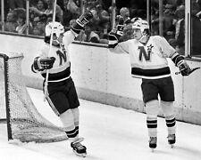 1983 Minnesota North Stars NEAL BROTEN & DINO CICCARELLI 8x10 Photo Print Poster