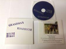Riley Grandmas Roadhouse CD (2010) - MO FOLK LABEL CD