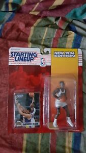 NBA 1994 STARTING LINEUP LAPHONSO ELLIS DENVER NUGGETS KENNER
