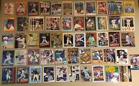 Gary Sheffield 64 Card Lot with Rookies