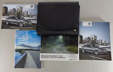 Owner's Manual + Wallet BMW 5-Series GT Gran Tourismo F07 535i-550i from 8/2010