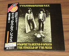 TYRANNOSAURUS REX Japan PROMO card sleeve CD more listed T.REX Prophets, Seers