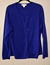 COLDWATER CREEK XL  Embellished Cardigan