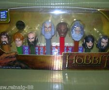 LOTR Pez Lord of the Rings THE HOBBIT Limited Edition Collector's Series NIB