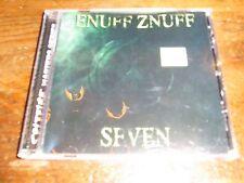 Enuff Z'Nuff CD Seven RARE OOP!!!